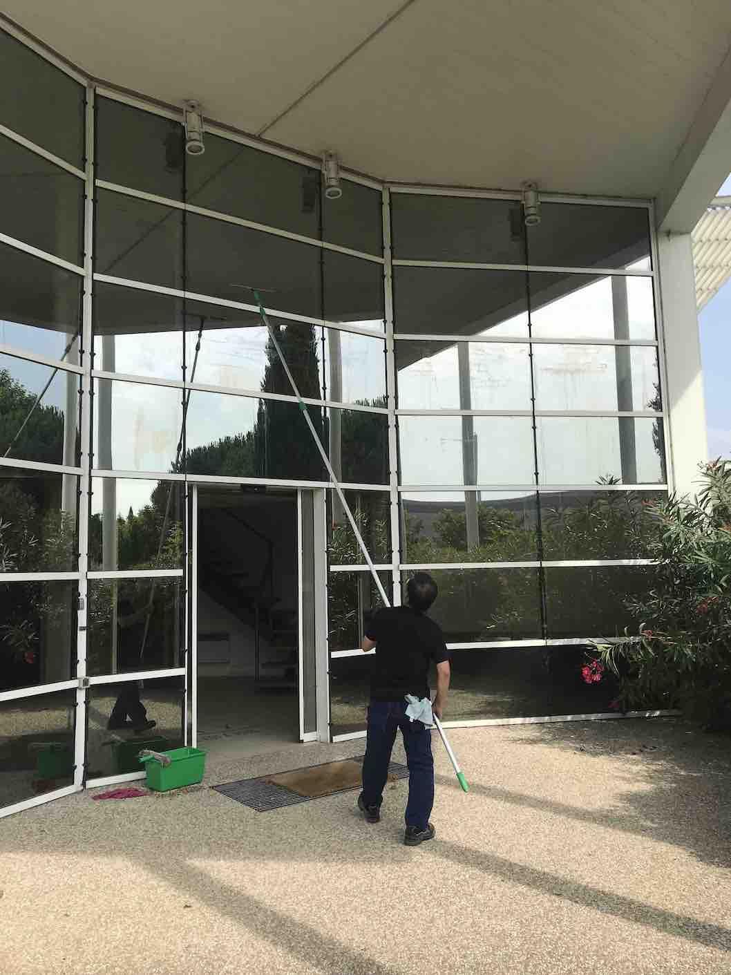 entreprise de nettoyage de vitre aucamville