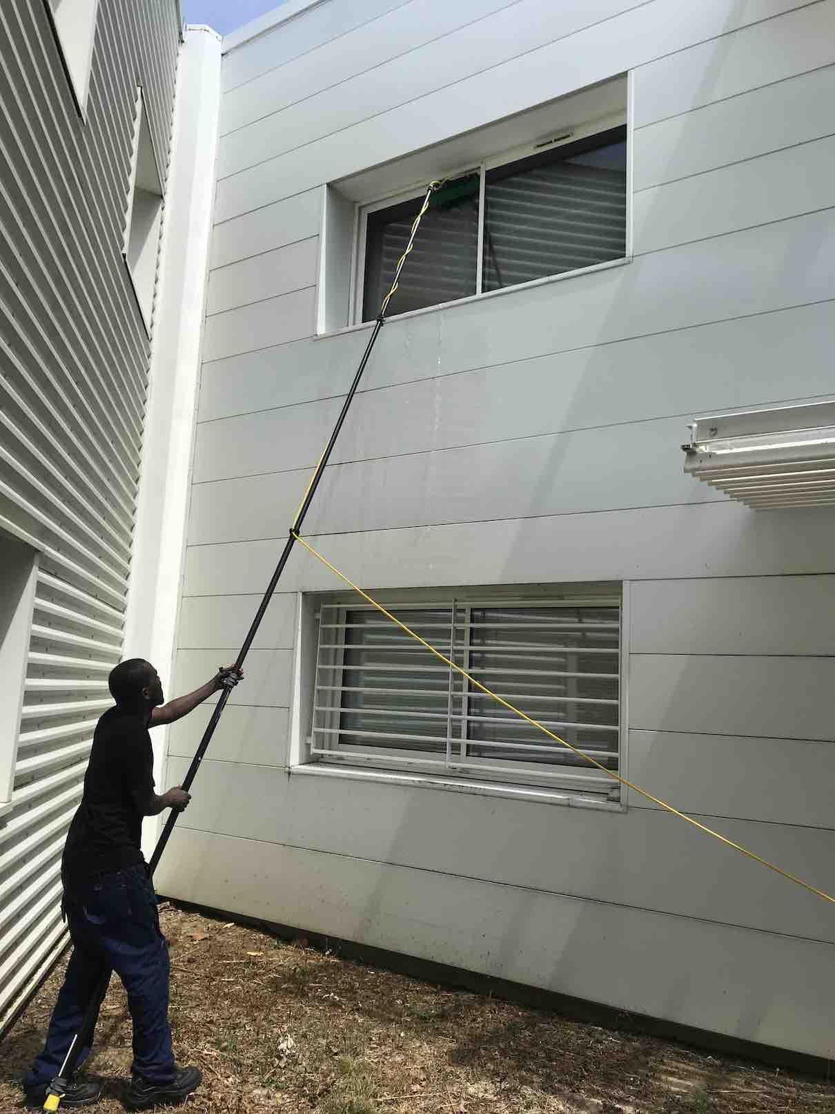 entreprise de nettoyage de vitre muret