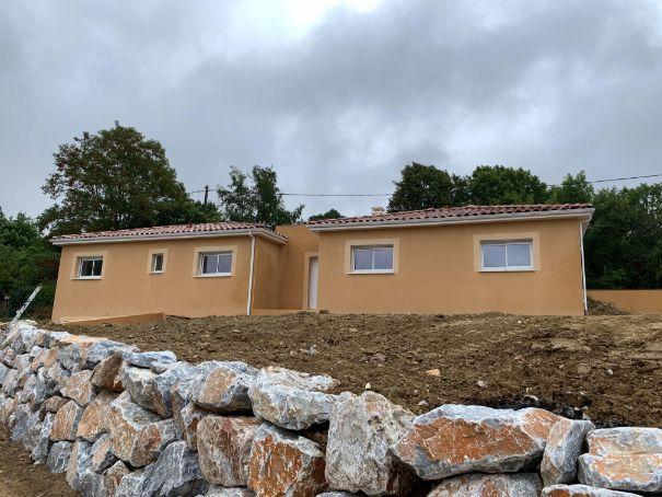 Nettoyage de fin de chantier d'une villa située sur la commune de Deyme, DNA Propreté & Services
