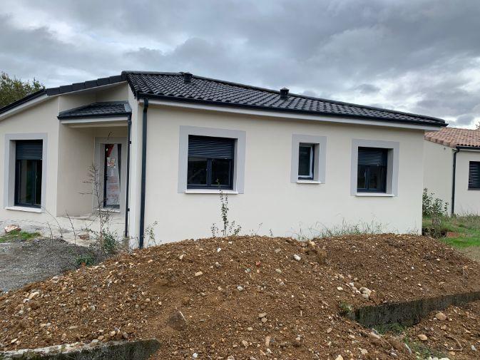 Nettoyage de fin de chantier d'une villa située sur la commune de Fonsorbes, DNA Propreté & Services