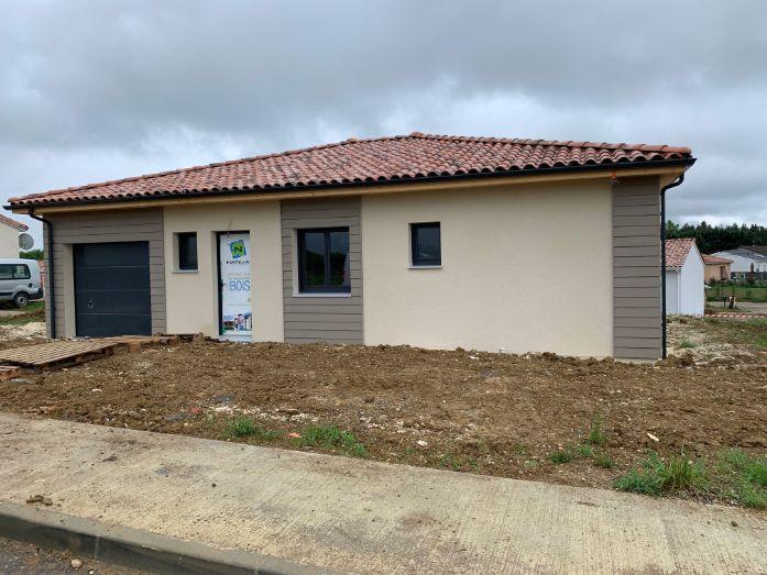 Nettoyage de fin de chantier d'une villa située sur la commune de Montbartier, DNA Propreté & Services