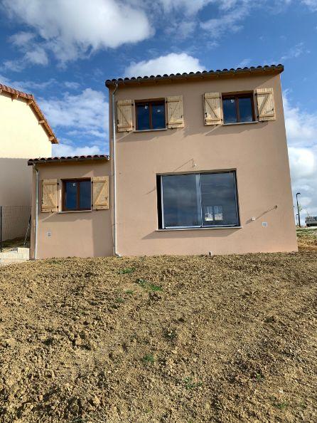 Nettoyage de fin de chantier d'une villa située sur la commune de Garidech, DNA Propreté & Services