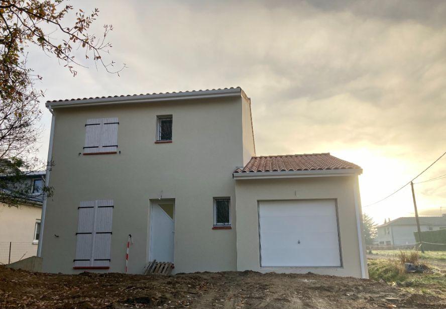 Nettoyage de fin de chantier d'un villa située à Castelmaurou, DNA Propreté & Services